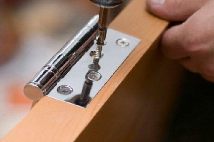 Каркасные межкомнатные двери – конструкция, особенности, выбор