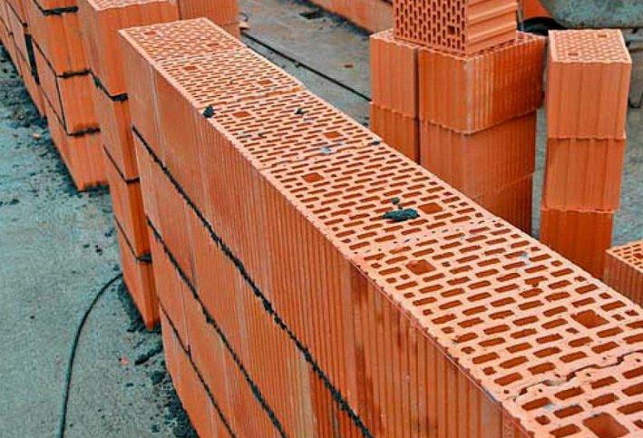 Экологически чистые стены из керамики