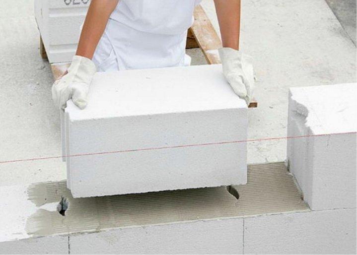 Стены из газобетона - как делаются, в чем преимущества