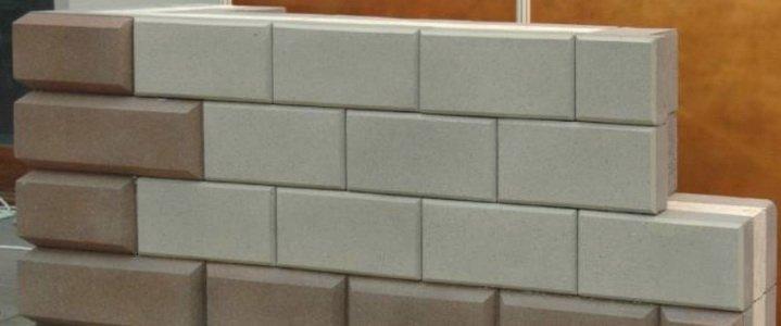 Как строить стены из теплоблоков