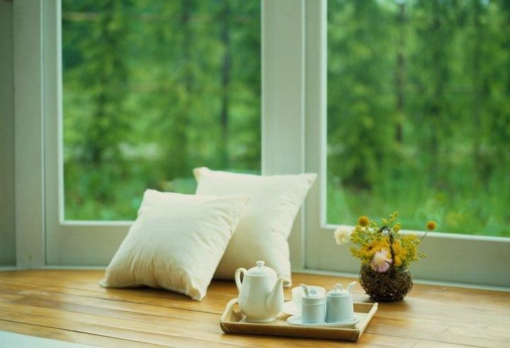 Красивые теплосберегающие окна для дома