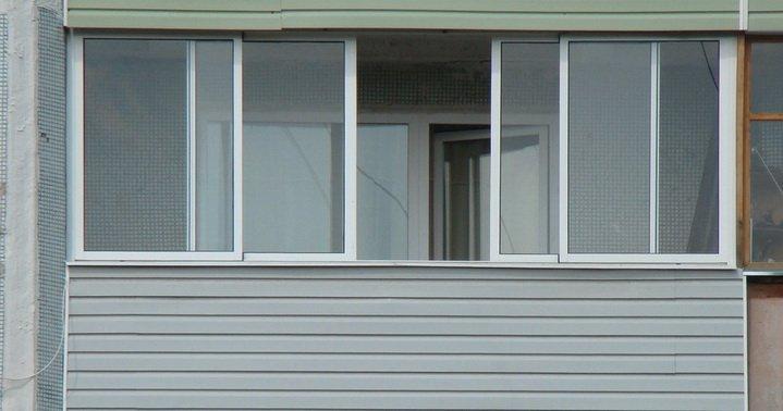 Остекление балкона - виды, выбор, как сделать.