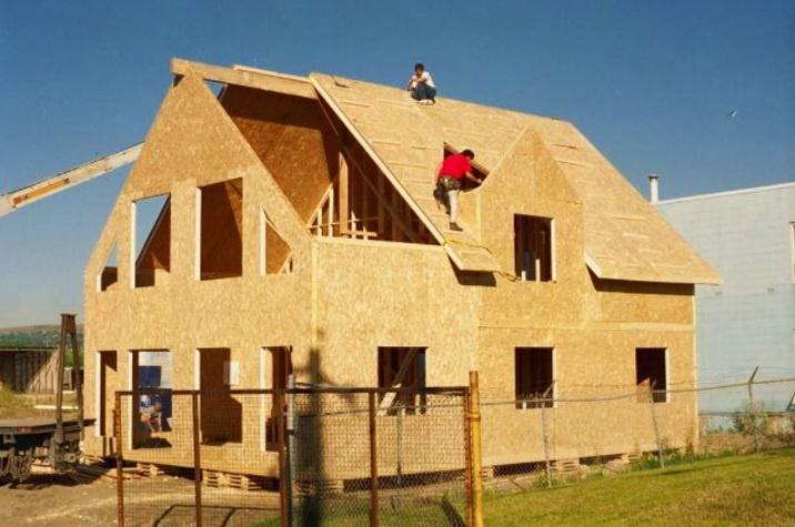 Каркасное строительство может быть опасным