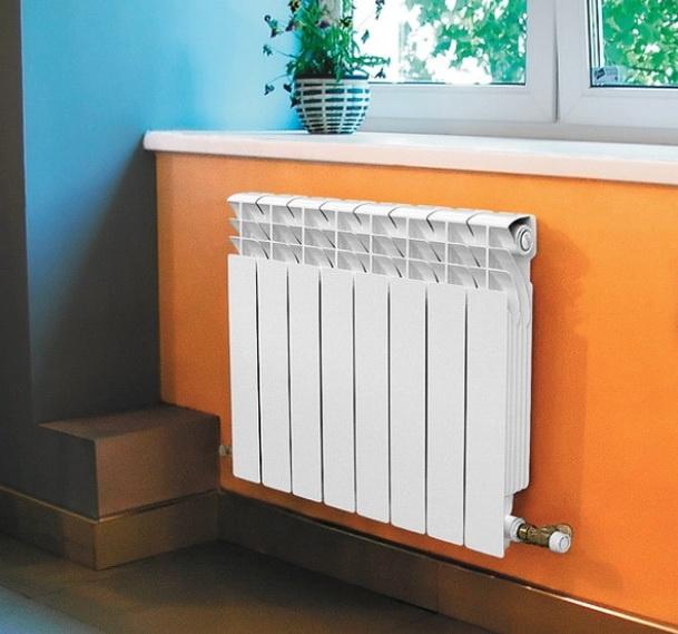 Алюминиевые радиаторы - особенный дизайн