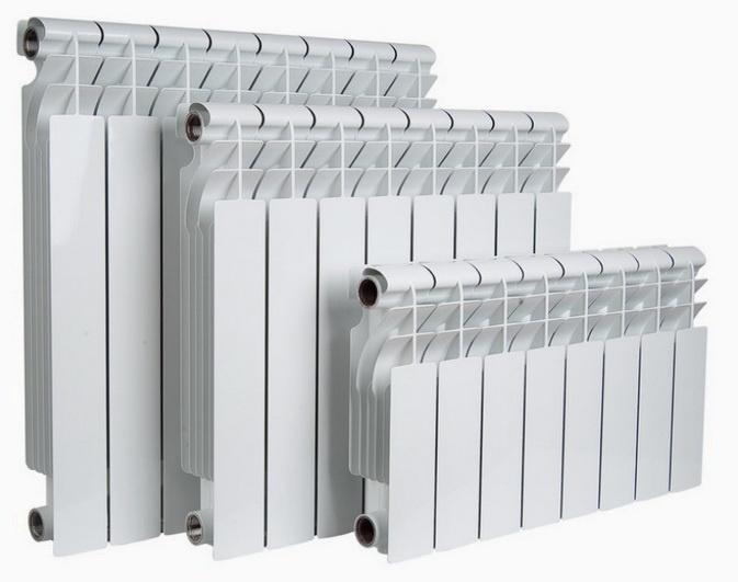 Секционные радиаторы для квартир и домов