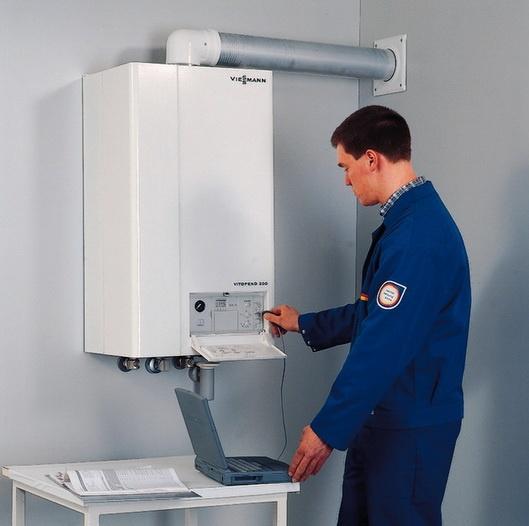 Газовый котел - наиболее оптимальное отопительное оборудование