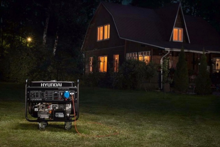 Электроснабжение дома - сложная задача, генераторы нужны надежные
