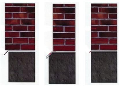 Разные конструкции цоколя зданий