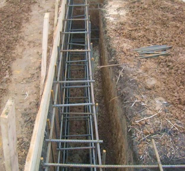 Типичные ошибки при строительстве фундамента