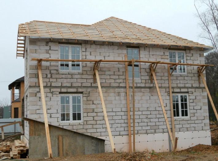 Дом спланирован правильно - начать строительство