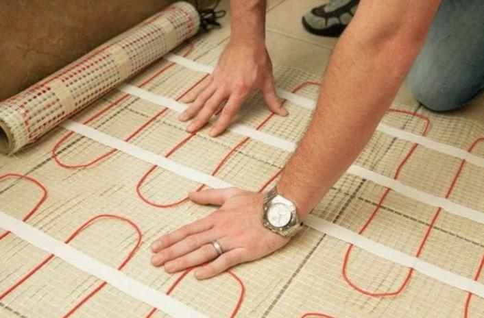 Электрокабель в полу может быть опасен