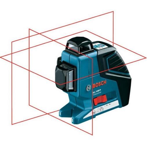 Особенные лазерные нивелиры, которые генерируют 3 линии