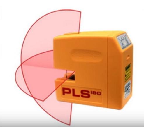 Две плоскости построения лазерного луча