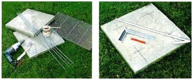 Применяется тротуарная плитка