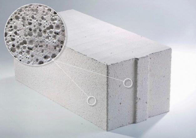 Газобетон - теплый материал