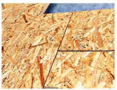 Тепловые зазоры между плитами ОСП