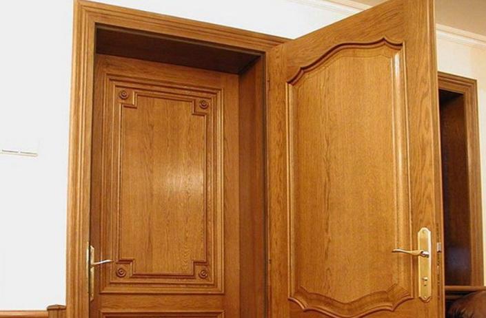 Двойная дверь устранит звук