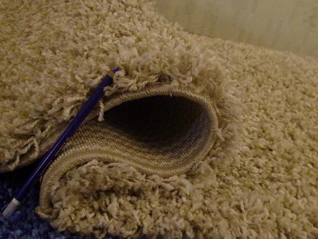 Особый ковролин поглощает шум