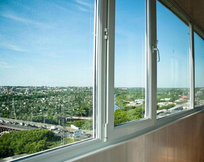 Утепленные окна для балкона