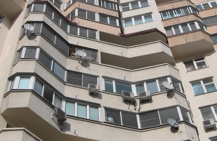Оригинальные балконы