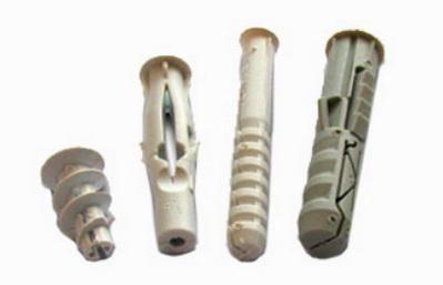 Пластиковые дюбеля различных видов