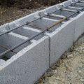Несъемная опалубка для фундамента и стен. Применение.