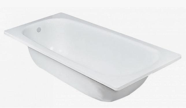 обычная стальная ванна