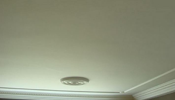 Шпаклевка потолка — советы и видеоматериалы по работам