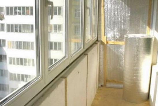 Как отделать балкон