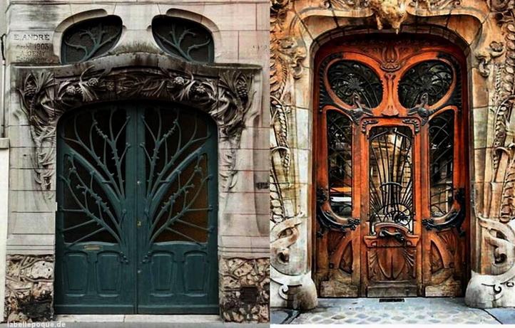 Особенные двери
