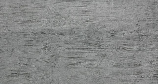 грубая цементная штукатурка