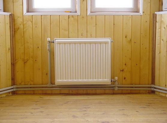 Как установить радиаторы в доме