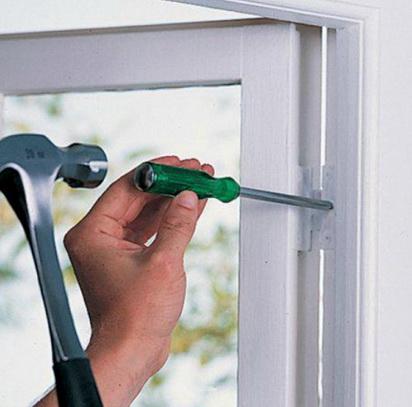 Ремонтируем окно