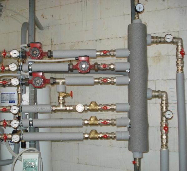Гидрострелка, когда применяется, как подключается, особенности использования