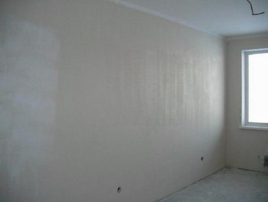 Комната сделана стеклохолстом