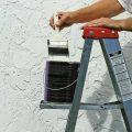 Фасадная шпатлевка – как сделать красивый фасад