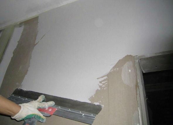 Как шпаклевать стены финишной шпатлевкой