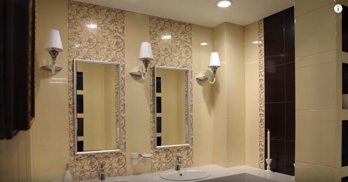 Рекомендации по дизайну ванной и подбору плитки