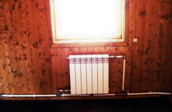 Какие радиаторы по однотрубной