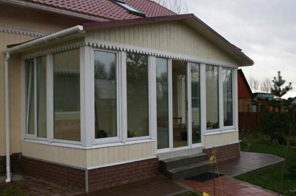 Утепление пристройки к дому, веранды